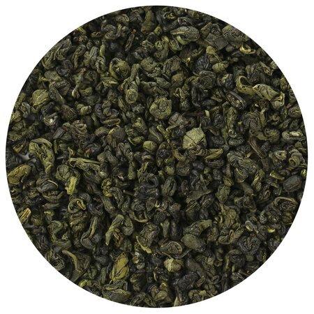 Чай зелёный Ганпаудер (Порох; Храм Неба зеленый), 100 грамм