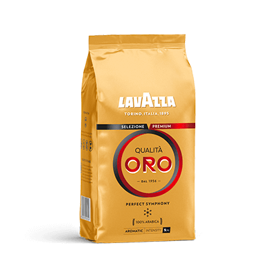 Кофе в зёрнах Lavazza Qualita Oro, 1 кг