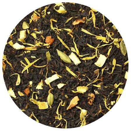Чай чёрный Апельсиновое печенье, 100 грамм