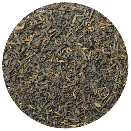 Чай Пуэр Молочный, 100 грамм