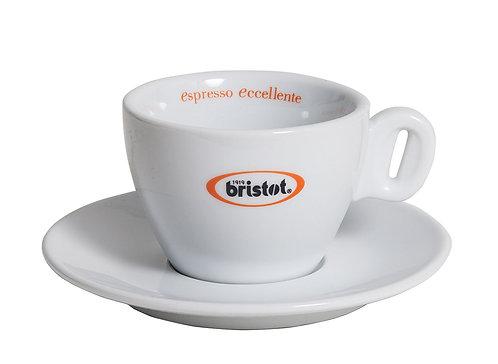 Пара для капучино Bristot, 150 мл, 6 шт
