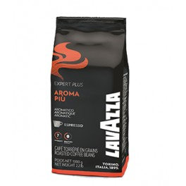 Кофе в зёрнах Lavazza Expert Plus Aroma Piu, 1 кг