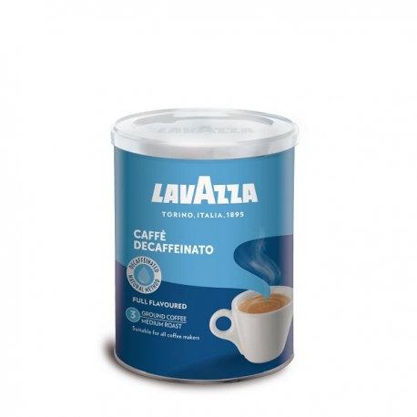 Кофе молотый Lavazza Caffè Decaffeinato, ж/б, 250 г
