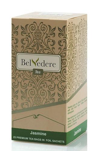 Пакетированный чай Belvedere Жасмин для чашек, 1,5 г*100 шт