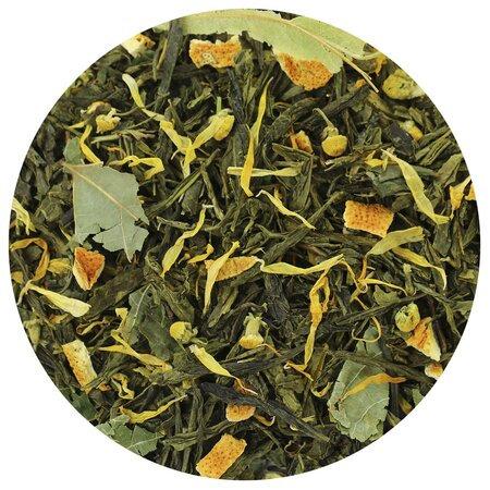 Чай зелёный Японская Липа, 100 грамм