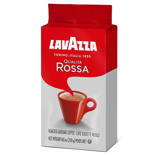 Кофе в зёрнах Lavazza Qualità Rossa, 250 г