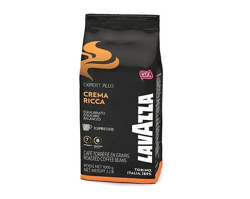 Кофе в зернах Lavazza Expert Plus Crema Ricca, 1 кг