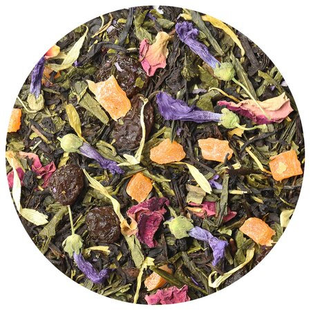 Чай зелёный с черным 1001 ночь (1001 сказка), 100 грамм