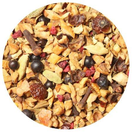 Чайный напиток фруктовый Согревающий (Сбитень), 100 грамм