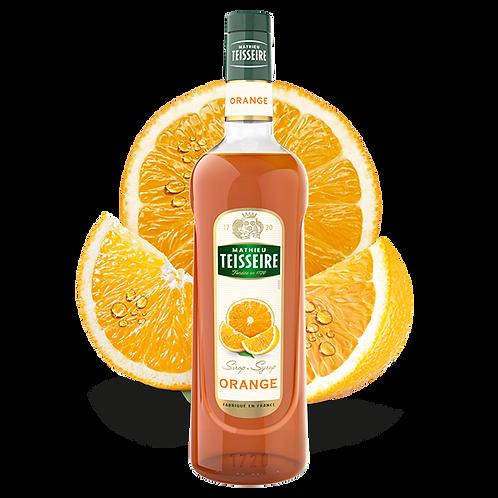 Сироп MATHIEU TEISSEIRE Апельсин, 1 л