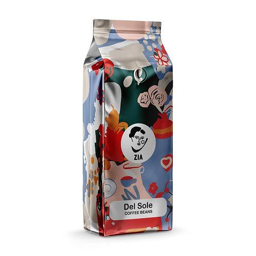 Кофе в зёрнах ZIA Del Sole, 1 кг