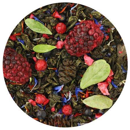 Чай зелёный Таёжный Сбор, 100 грамм