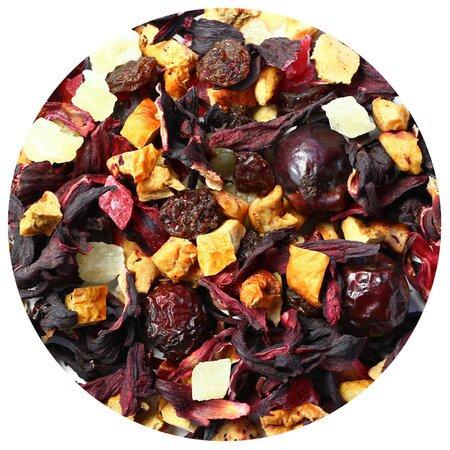 Чай фруктовый Весёлый Фрукт, 100 грамм
