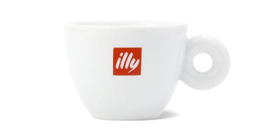 Чашка для эспрессо ILLY, 60 мл (без блюдца), 1 шт