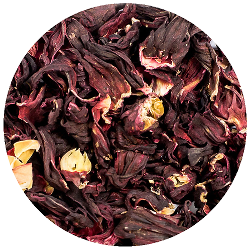 Чайный напиток Королевский Каркаде (Гибискус) , 100 грамм