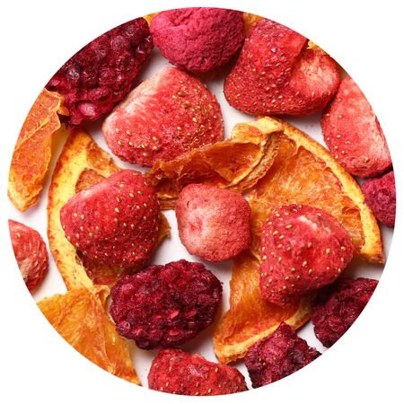 Чайный напиток фруктовый Утренняя заря, 500 грамм