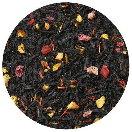 Чай чёрный Груша Гранат, 100 грамм