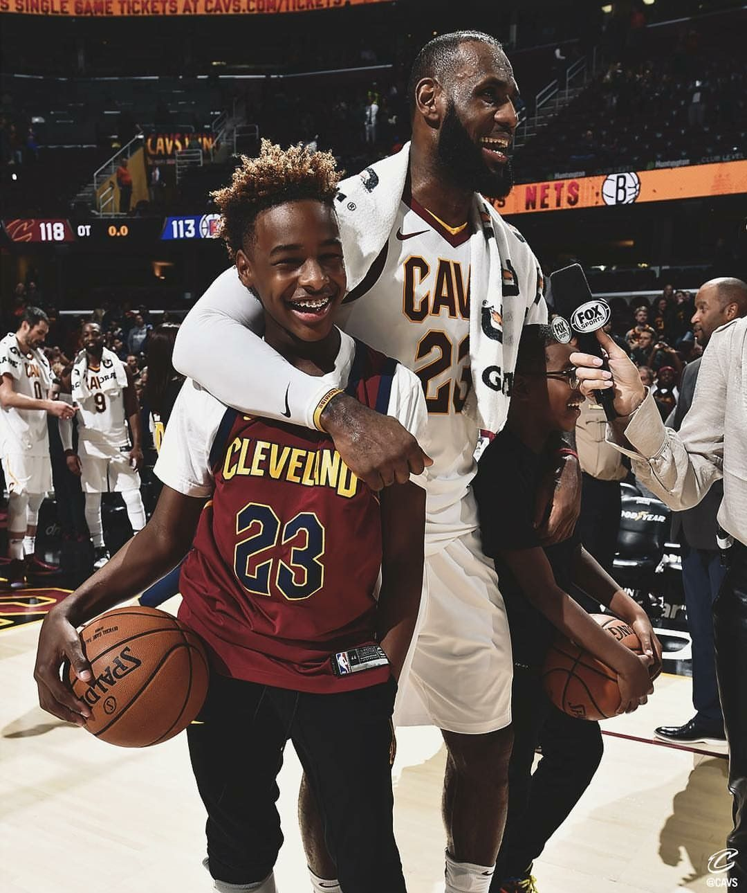 8fad10ea70 NBA | New Draft Rules Can See Lebron James Play with his Son | The Point  Guardian | Basketball