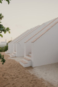 Casa Modesta, Boutique hotel, white, red clay