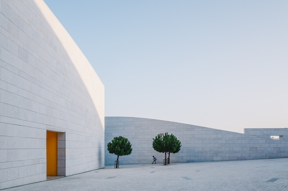 Champalimaud Fondation - Charles Correa