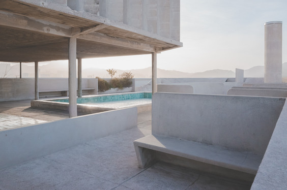 Unité d'habitation, Le Corbusier, Photgraphy, Marseille, Ignant