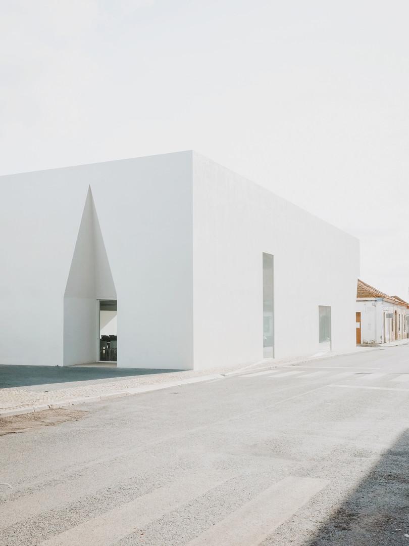 Grandola Center - Aires Mateus arquitectos