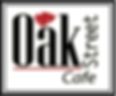 oak street cafe, logo, breakfast, lunch, restaurant