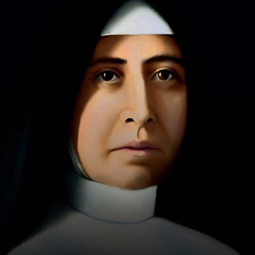 Santa Paulina, modelo de uma vida dedicada aos irmãos