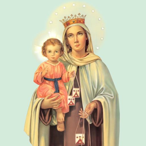 A flor do Carmelo: Nossa Senhora do Carmo