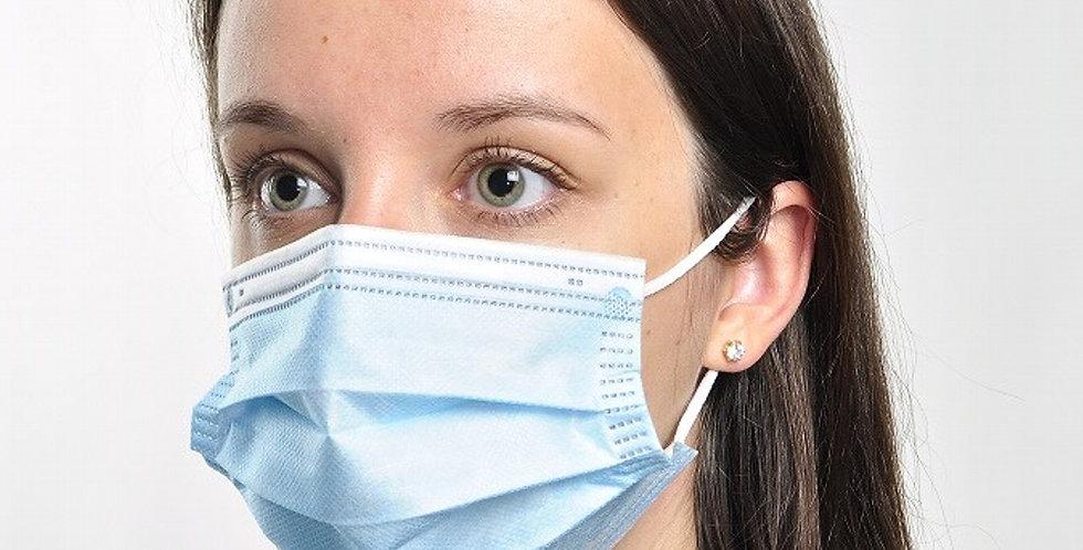 Einweg Mund-Nasen-Masken 50 Stück