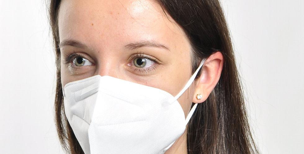 Einweg Mund-Nasen-Masken KN95 10 Stück