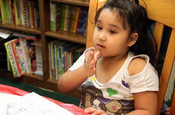 Deaf Family Literacy Academy