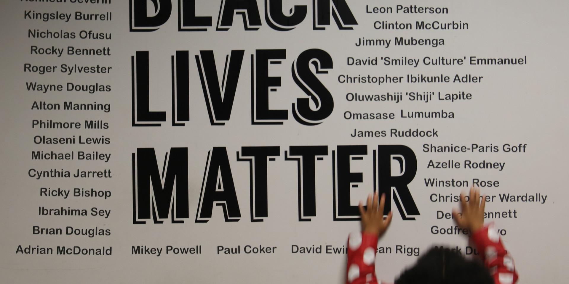 Black Lives Matter - Goldsmiths Student Union
