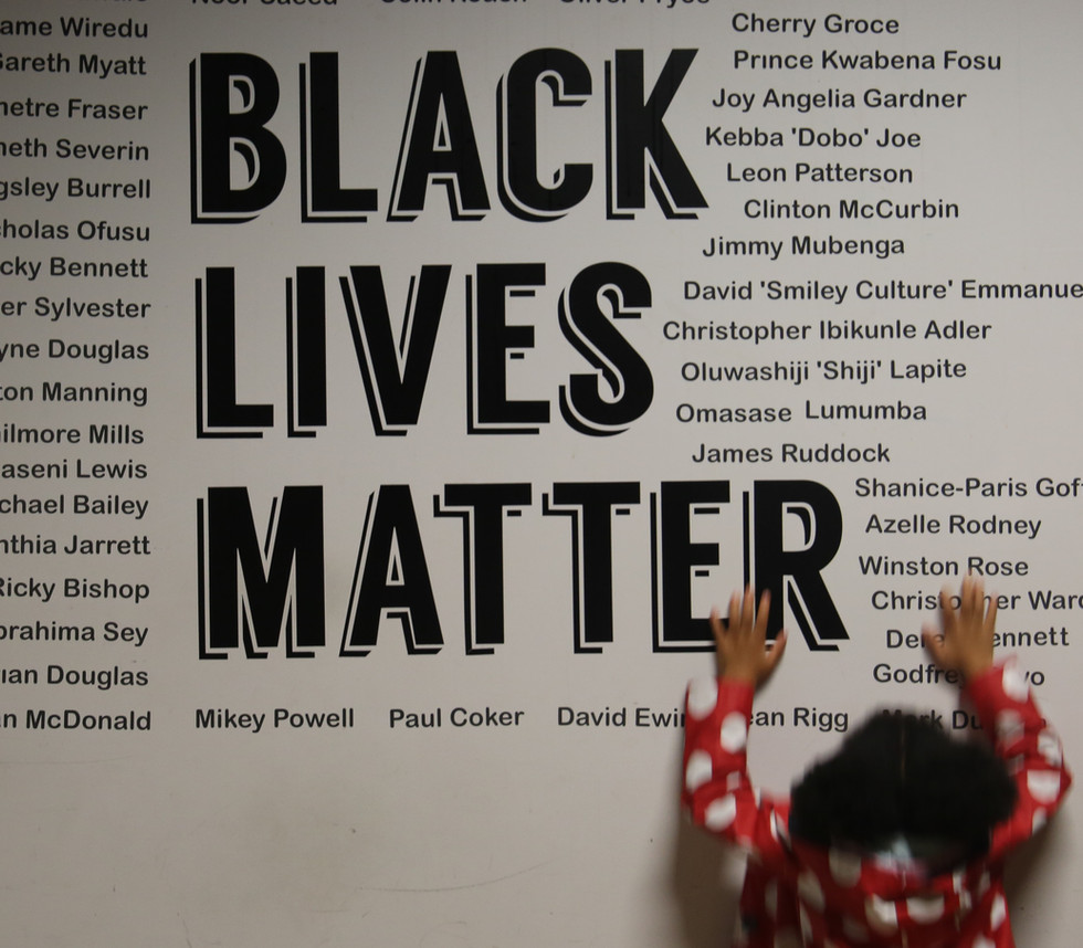 Black Lives Matter - Goldsmiths Student Union