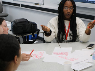 """Reflections on our visit to Roundhay School: how YHP is ushering """"each one, teach one"""" int"""