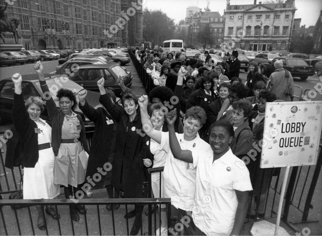 Nursing Times campaign (1989)