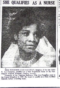 Ayo Vaughan-Richards (previously Winifred Ayo-Vaughan)