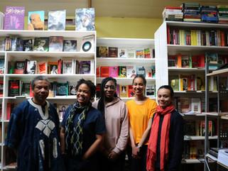 Pepukayi's bookshop: Former BLF member's Maa Maat Cultural Centre
