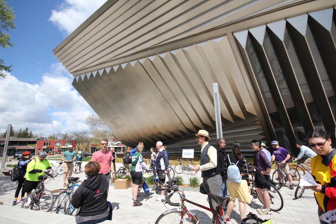 LA RIDE Campus Lansing MI