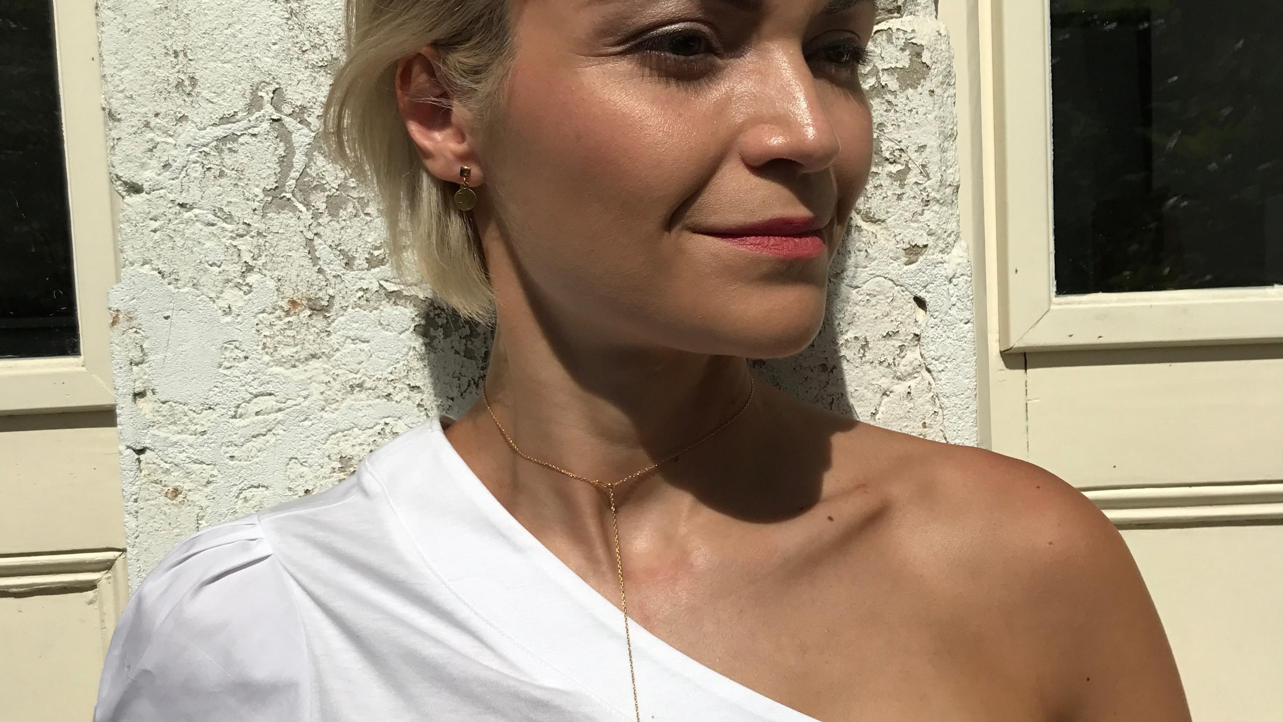 Flow - adjustable necklace