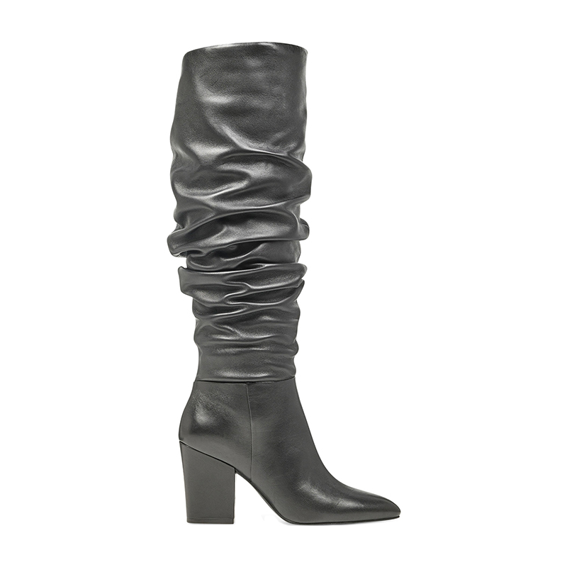 Slouchy Boots Nine West