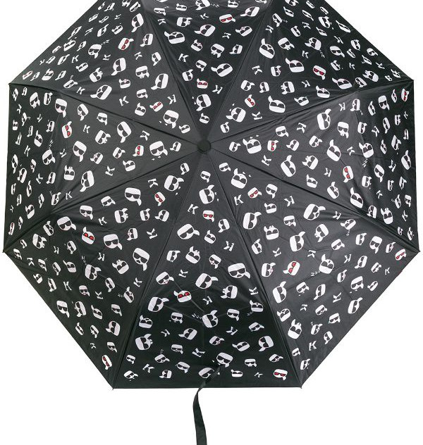 Karl Lagerfeld umbrella