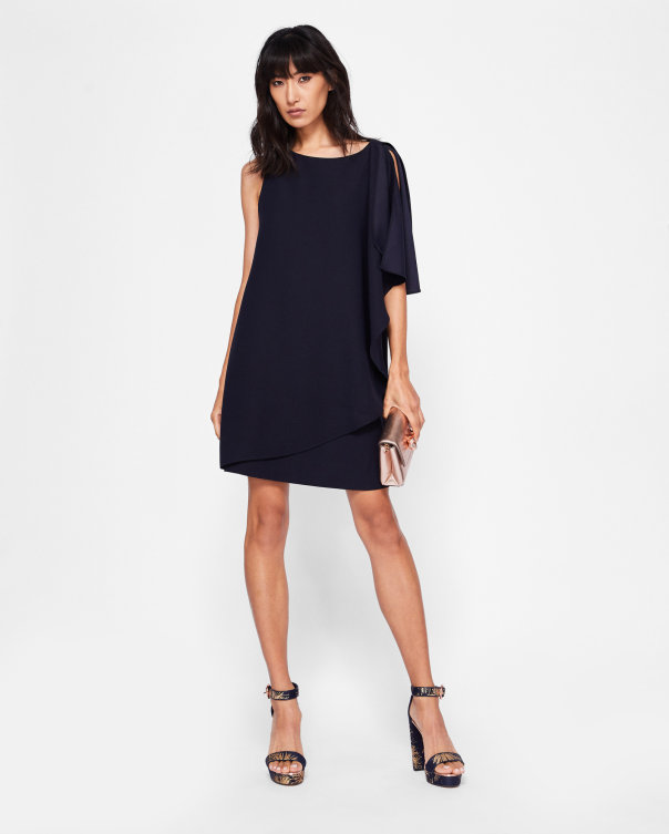 Ted Baker Draped Dress