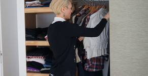 Why you may need to consider wardrobe organisation - Personal Stylist explains