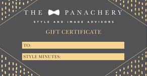 The Panachery Gift Certificate