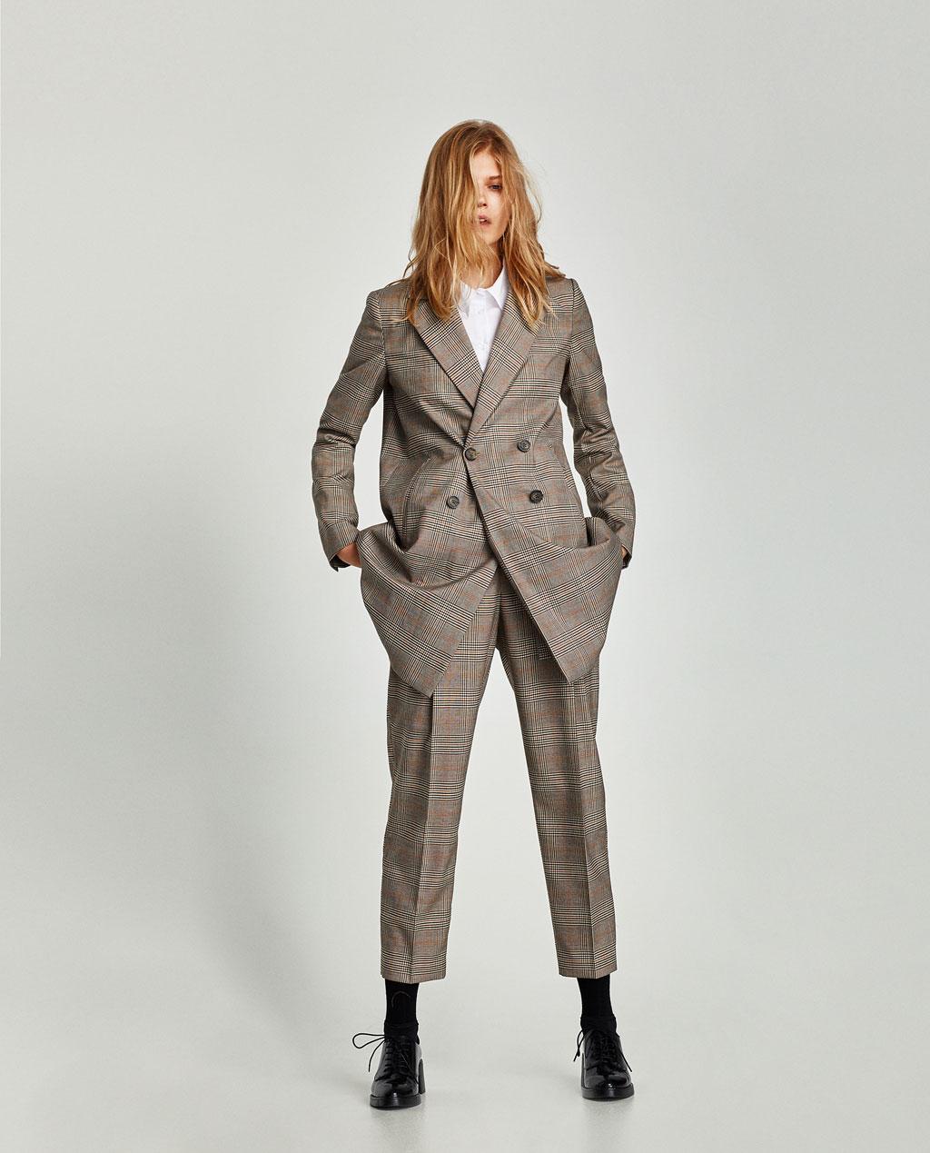 Modern suit