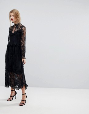 Asos Lace Dress 8842017