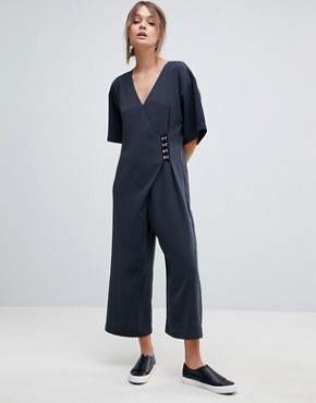Asos assymetrical playsuit