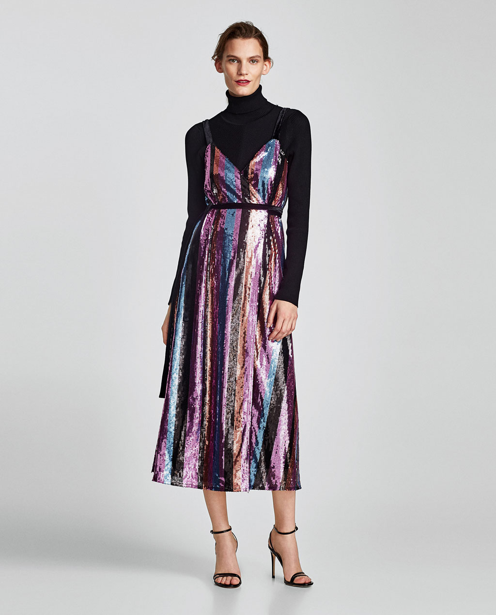 Zara daytime disco dress