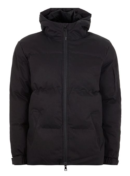 Topshop puffed jacket